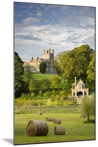 Crom Castle, Ancestral Home to Lord Erne and the Crichton Family, County Fermanagh-Brian Jannsen-Mounted Photographic Print