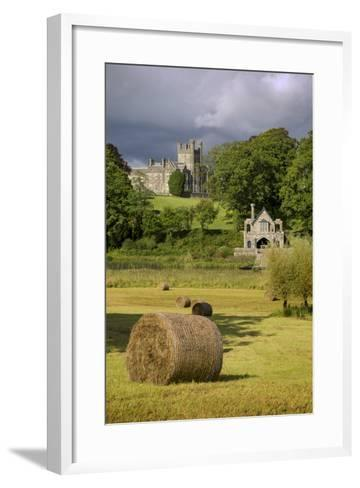 Crom Castle, Ancestral Home to Lord Erne and the Crichton Family, County Fermanagh-Brian Jannsen-Framed Art Print