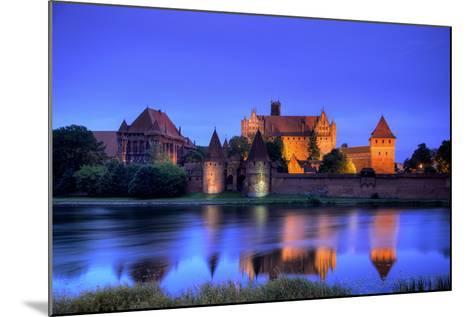 Europe, Poland, Malbork. Medieval Malbork Castle-Jaynes Gallery-Mounted Photographic Print