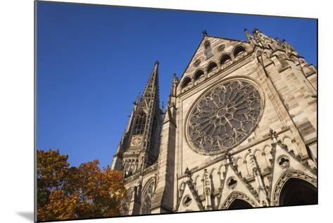 Germany, Rhineland-Pfalz, Speyer, Exterior of the Memorial Church-Walter Bibikow-Mounted Photographic Print