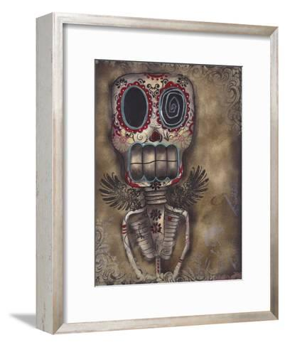 Coming for You-Abril Andrade-Framed Art Print