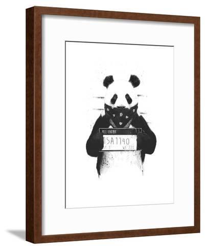 Bad Panda-Balazs Solti-Framed Art Print