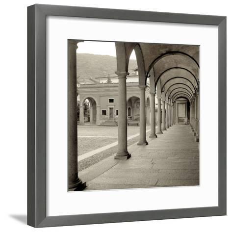 Piedmont IV-Alan Blaustein-Framed Art Print