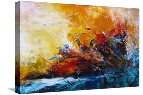 The Secret Garden-Aleta Pippin-Stretched Canvas Print