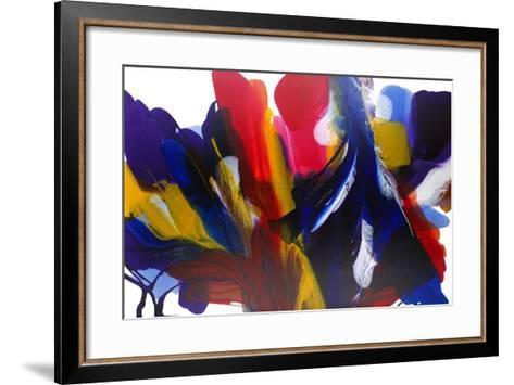 Fishs Tale-Aleta Pippin-Framed Art Print