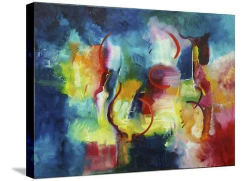 A Bit of Whimsy #2-Aleta Pippin-Stretched Canvas Print