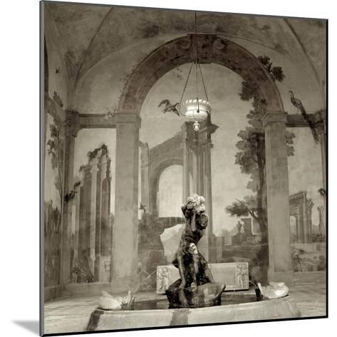Lombardy Giardini I-Alan Blaustein-Mounted Photographic Print