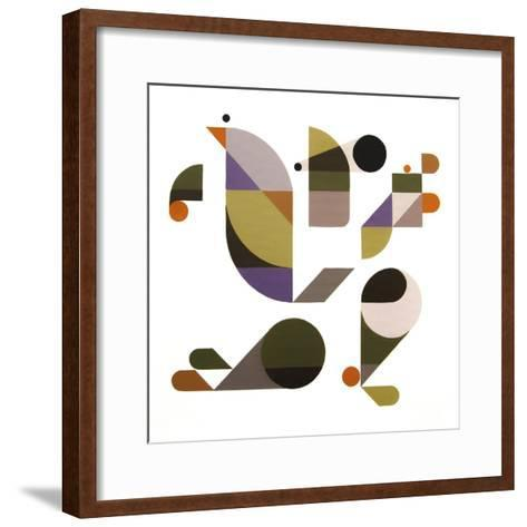 Bended Knee-Antony Squizzato-Framed Art Print