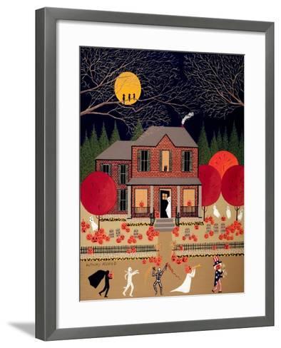Halloween 2-Anthony Kleem-Framed Art Print