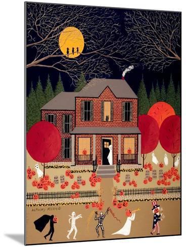 Halloween 2-Anthony Kleem-Mounted Giclee Print