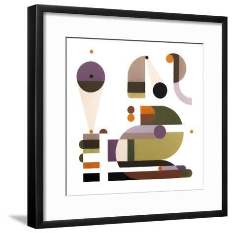 Emergency call-Antony Squizzato-Framed Art Print