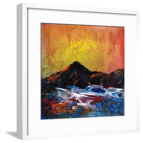 Evening Glow-Aleta Pippin-Framed Art Print
