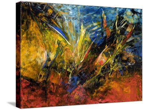 In Flight-Aleta Pippin-Stretched Canvas Print