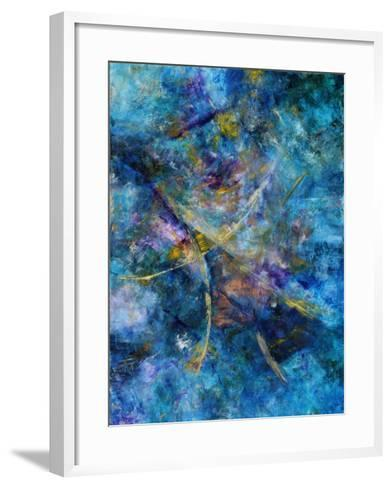 Pointing the Way vertical-Aleta Pippin-Framed Art Print