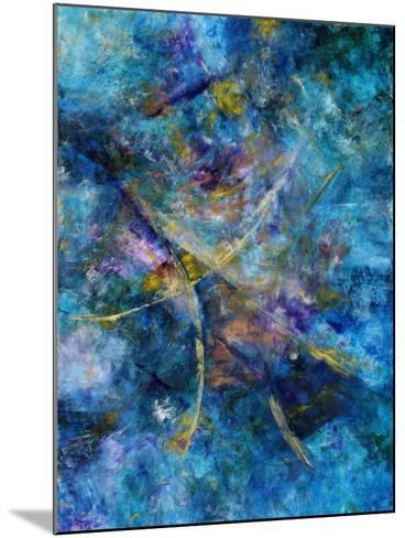 Pointing the Way vertical-Aleta Pippin-Mounted Giclee Print