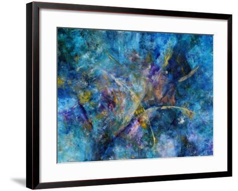 Pointing the Way - horizontal-Aleta Pippin-Framed Art Print