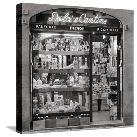 Dolci e Cantine-Alan Blaustein-Stretched Canvas Print