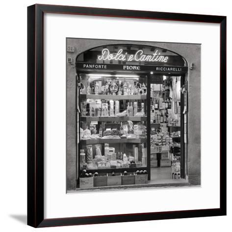 Dolci e Cantine-Alan Blaustein-Framed Art Print