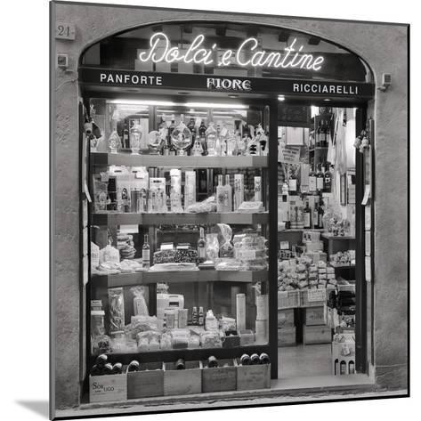 Dolci e Cantine-Alan Blaustein-Mounted Photographic Print