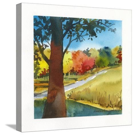 Brilliant-Annelein Beukenkamp-Stretched Canvas Print