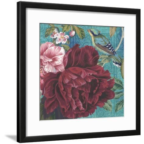 Harmony Red-Bill Jackson-Framed Art Print