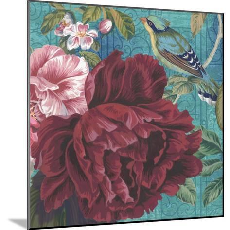 Harmony Red-Bill Jackson-Mounted Giclee Print