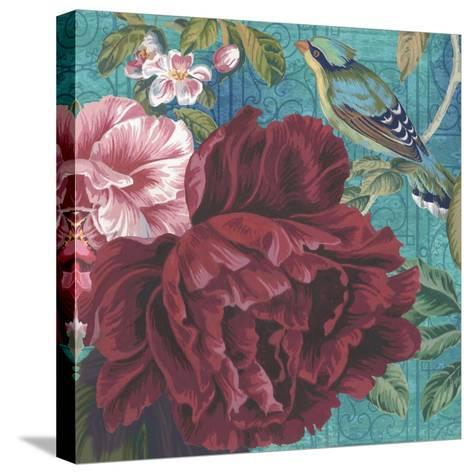 Harmony Red-Bill Jackson-Stretched Canvas Print