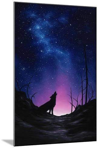 Starry Nights-Chuck Black-Mounted Giclee Print
