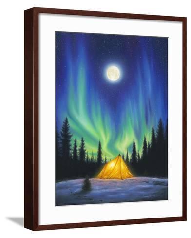 A Beautiful Life-Chuck Black-Framed Art Print