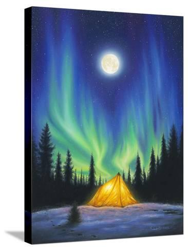 A Beautiful Life-Chuck Black-Stretched Canvas Print