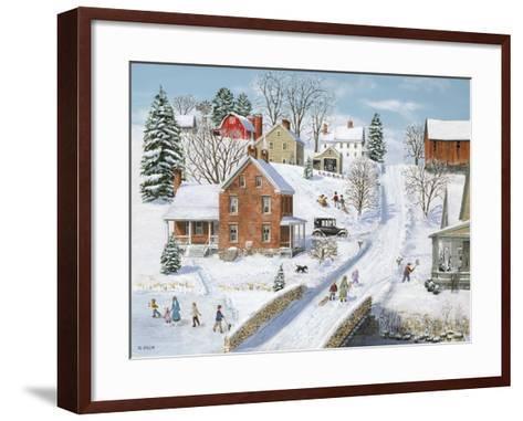 After the Storm-Bob Fair-Framed Art Print