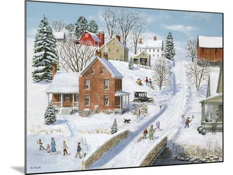 After the Storm-Bob Fair-Mounted Giclee Print