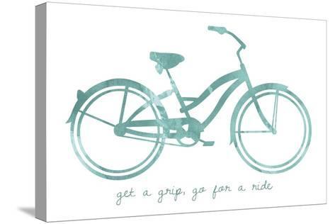 Bike 1-Erin Clark-Stretched Canvas Print