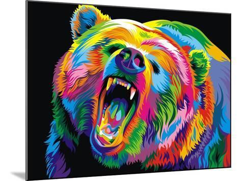Bear-Bob Weer-Mounted Giclee Print