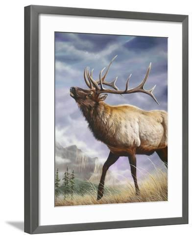 High Country-Geno Peoples-Framed Art Print