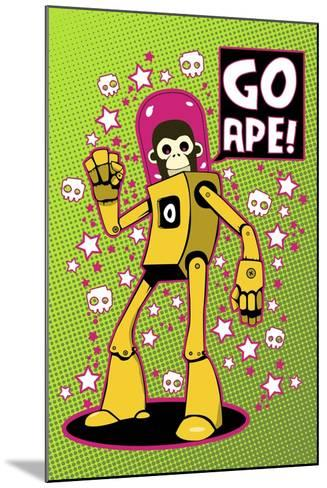 Go Ape-Craig Snodgrass-Mounted Giclee Print