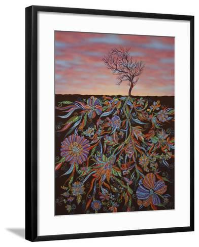 Twilight-Erika Pochybova-Framed Art Print