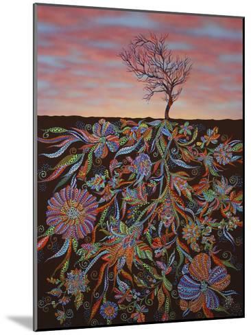 Twilight-Erika Pochybova-Mounted Giclee Print