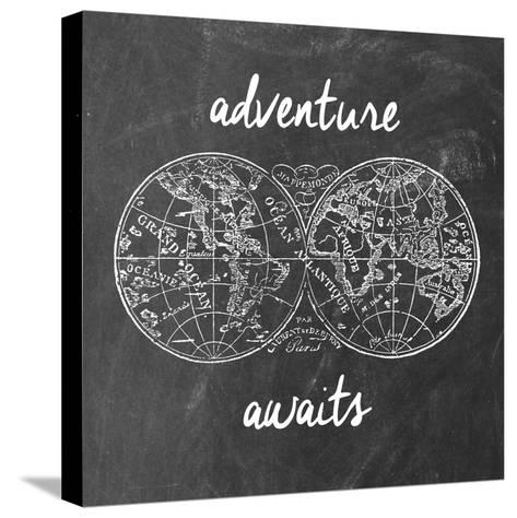 Adventure-Erin Clark-Stretched Canvas Print