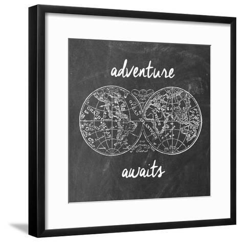 Adventure-Erin Clark-Framed Art Print