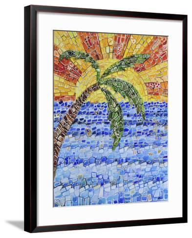 Caribbean Day-Charlsie Kelly-Framed Art Print