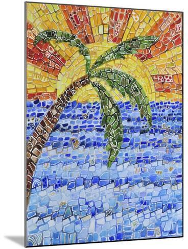 Caribbean Day-Charlsie Kelly-Mounted Giclee Print