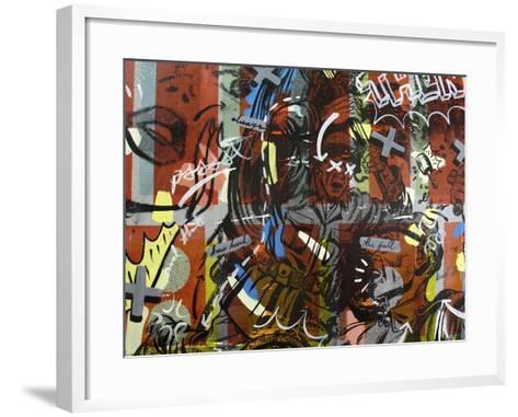 Then the Fall-Dan Monteavaro-Framed Art Print