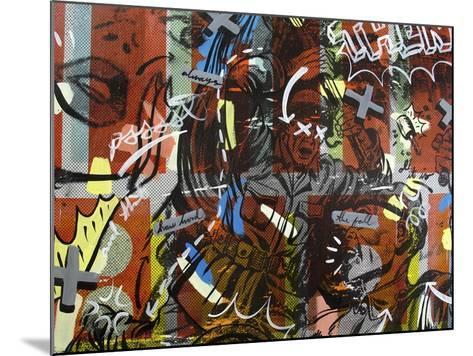 Then the Fall-Dan Monteavaro-Mounted Giclee Print