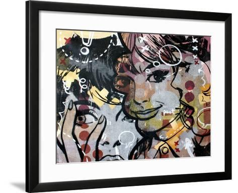 Surprise-Dan Monteavaro-Framed Art Print