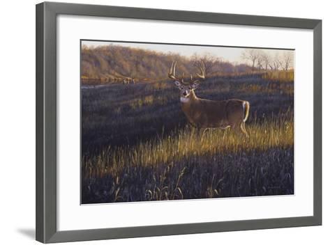 Zone 4-Bruce Miller-Framed Art Print