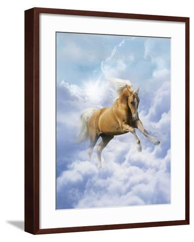 Dream Horses 069-Bob Langrish-Framed Art Print