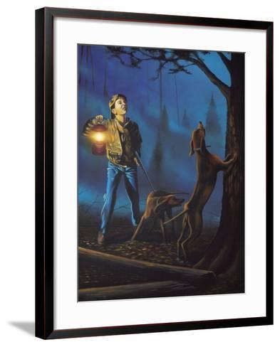 Treed-Geno Peoples-Framed Art Print