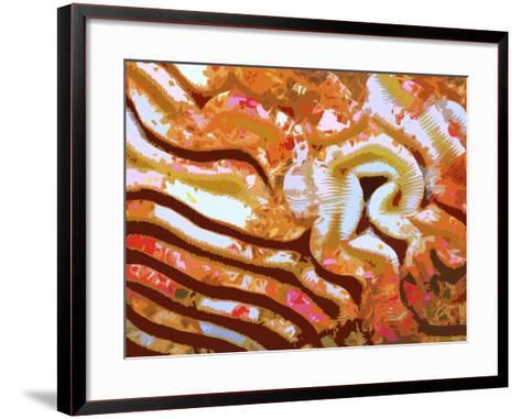 Rug-carpet XLIX-Fernando Palma-Framed Art Print