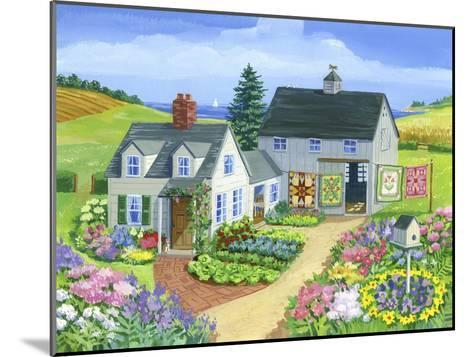 Quilt Barn-Geraldine Aikman-Mounted Giclee Print